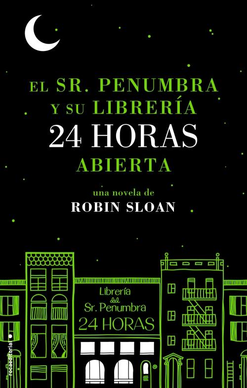 El Sr. Penumbra y su librería 24 horas abierta