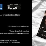 Presentcaion del libro de Bernard Minier en BCN