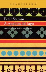 A espaldas del lago (Peter Stamm)_cubierta