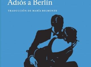 Adiós a Berlin (Christopher Isherwood)_cubierta